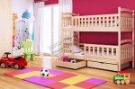 łózko piętrowe dla dziecka