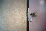 drzwi, zamek, klucz